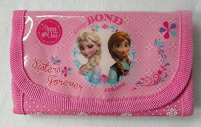"""Efficiente Disney Congelato """"bond"""" Portafoglio-dimensioni: 14x8.5cm-mostra Il Titolo Originale Possedere Sapori Cinesi"""