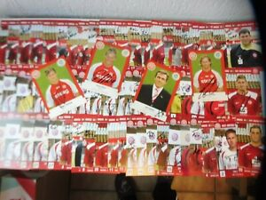 66 Signed Autograph Cards, Rot Weiss Essen, Rwe