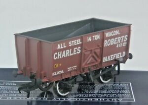 Bachmann-37-425-OO-Gauge-16-Ton-Slope-Sided-Mineral-wagon-039-Charles-Roberts-039