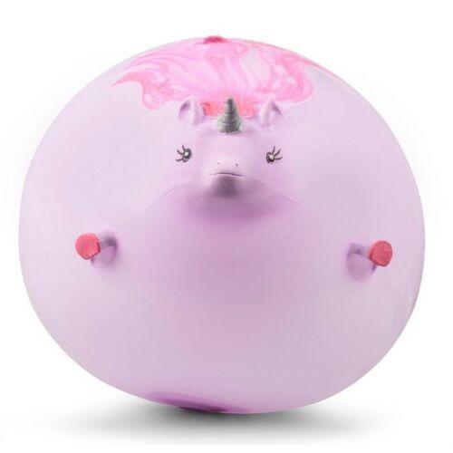 Aufblasbares Einhorn Ballonball Spielball Ballon Ball Luftballon Unicorn PMS