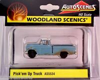 Woodland Scenics Ho/hon3 Pickem' Up Truck (5534)