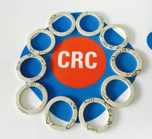 """GUARNIZIONE 3//4/"""" CRC87101030430 RICAMBIO CALDAIE ORIGINALE JUNKERS COD 10 PZ"""