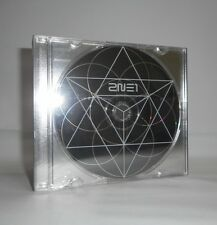 K-POP 2NE1 NEW ALBUM - [CRUSH] Black Ver. CD + Booklet Sealed Music CD