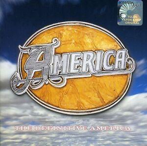 America-Definitive-America-New-CD