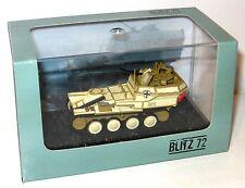 BLITZ 72 Sd.Kfz. 140 Flakpanzer 38(t) Gepard Standmodell SZEPAN 1/72 Neu (K9)