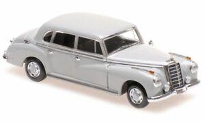 MB Mercedes Benz 300 - 1951 - grey - Maxichamps 1:43
