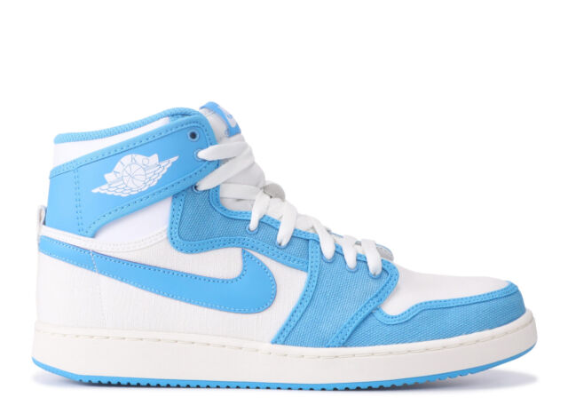 the best attitude 9ff42 b3df0 Nike Air Jordan Aj1 KO High OG Rivalry Pack Unc/georgetown Sz 14 655328-900
