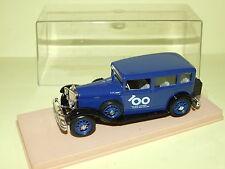 MERCEDES NURBURG 1929 Bleu  ELIGOR