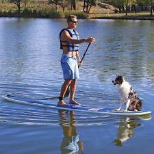 Self Adhesive SUP Stand Up Paddleboard Surfboard Non Slip Dog Pet Paw Pad Mat