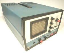 Heathkit 10 4541 Oscilloscope Tested Amp Working Well