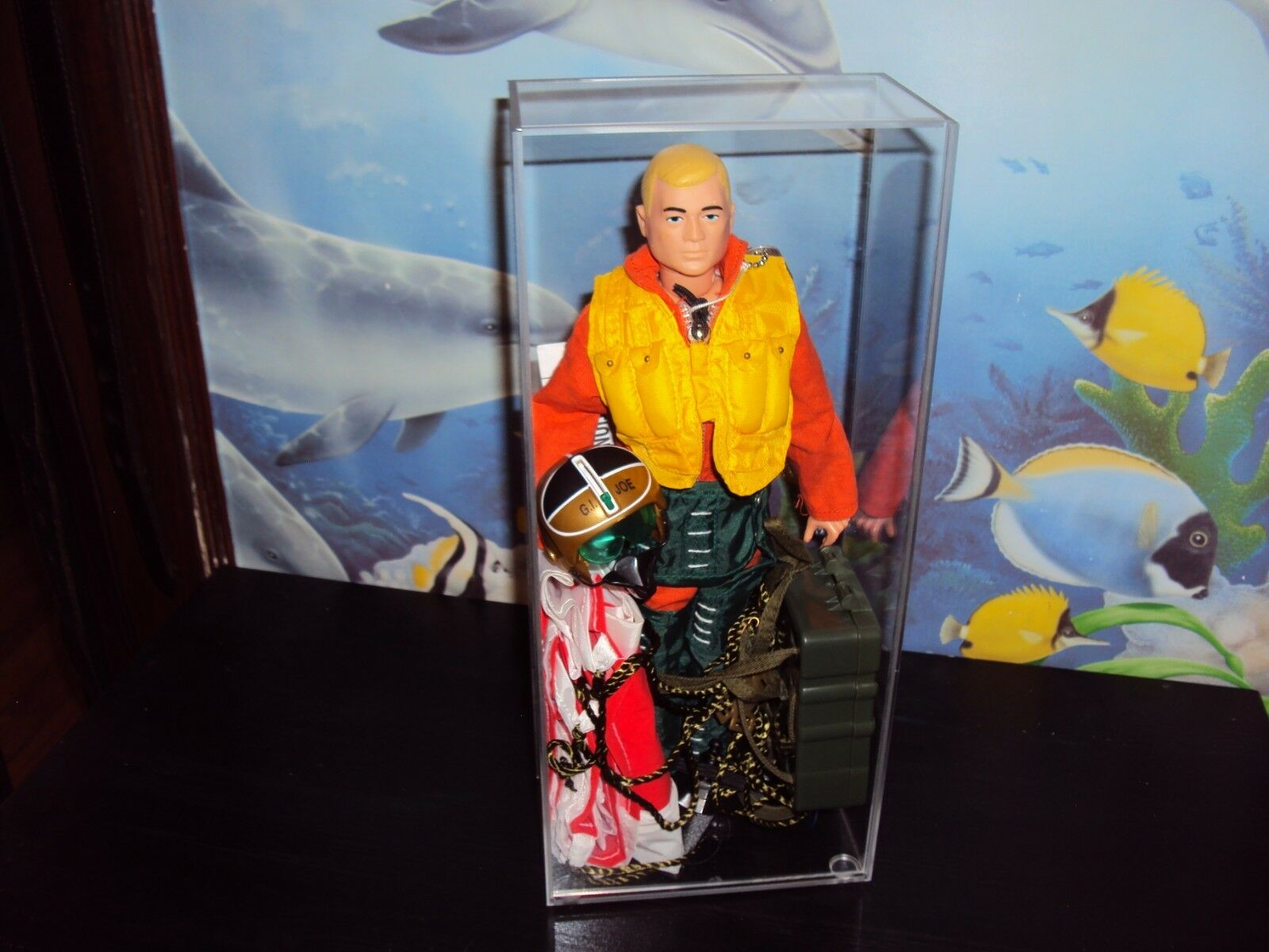 GI JOE 12INCH ACRYLIC CASES THIS SALE IS FOR FOR FOR ACRYLIC CASES ONLY NO TOYS. 49e47e