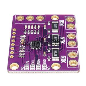 I2C INA3221 Triple-Channel Shunt Current Voltage Monitor Sensor Re INA219 Module