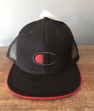 Buy Champion Big C Logo White Trucker Hat Snapback Cap online  1c2ef01c7f8