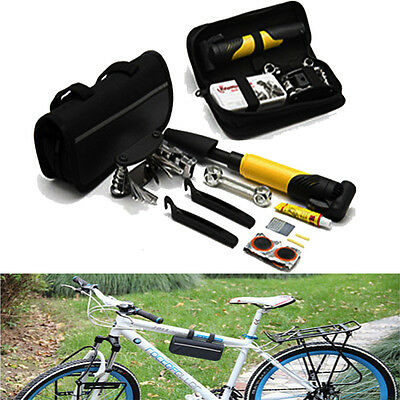 Mountain Bike Simple self-Repair Tool Set Bike Bicycle Repair Tools Kit