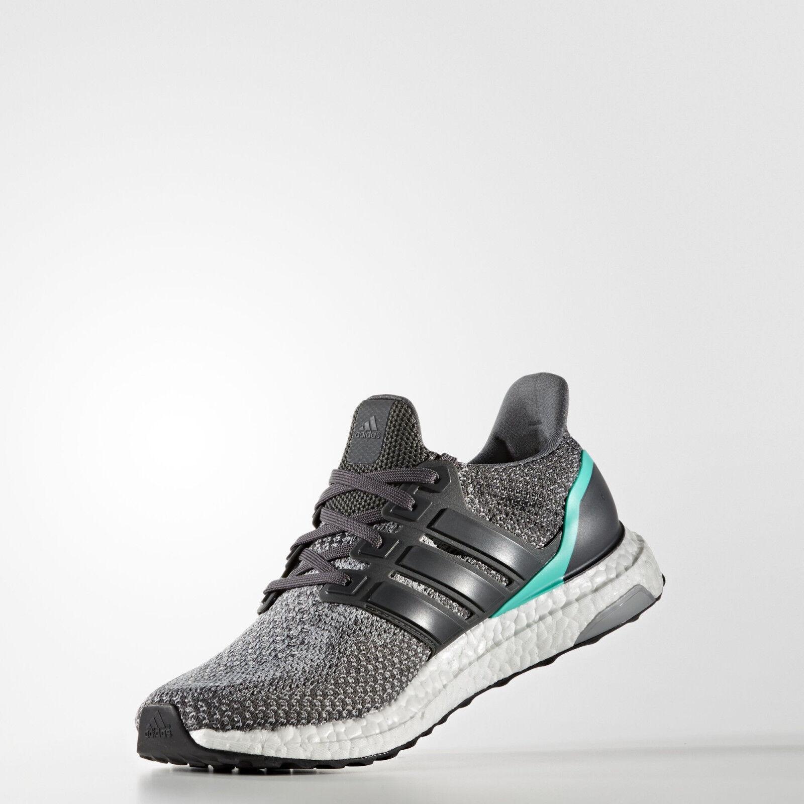 Adidas Ultra Boost 2.0 Herren Laufschuhe Grau Mint aq5931 Ultraboost Größen 7 14