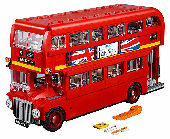 BRAND NEW LEGO 10258 Creator London Bus 1686 pieces