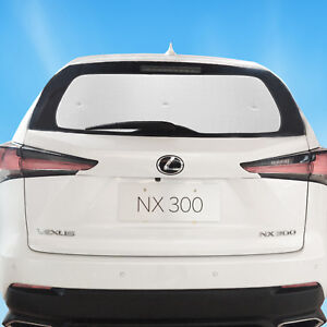 Custom Fit Windshield Sunshade for 2015 Lexus NX200T