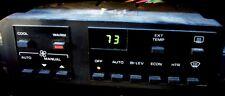 C4 CORVETTE DIGITAL CLIMATE CONTROL LCD HVAC A/C REPAIR SERVICE '86-'89 C68