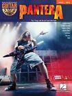 Pantera by Hal Leonard Publishing Corporation (Mixed media product, 2014)
