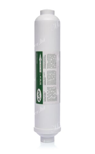 INLINE ACTIVATED CARBON FILTER REVERSE OSMOSIS-DISCUS