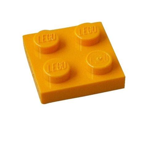 Lego 50x Platte 2x4 beige 3020 Neu Platten tan Plate Plates New