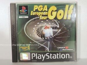 jeu-PGA-EUROPEAN-TOUR-GOLF-pour-Playstation-1-ps1-psx-en-francais-complet-game