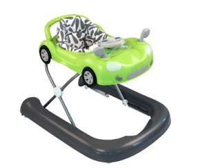 Baby Walker 2 in 1 Seated or Walk-Behind Position, Easy to Fold, Adjustable 7426881207384
