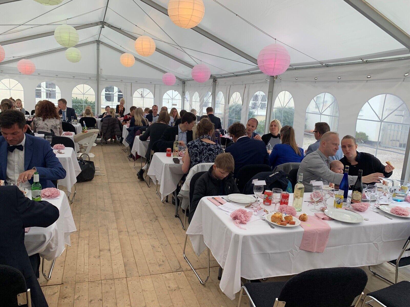 Festtelt (Zederkof) – dba.dk – Køb og Salg af Nyt og Brugt