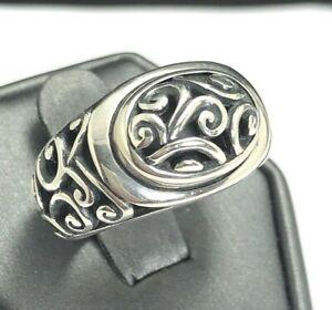 BRIGHTON-Sterling-Silver-Ring-E935