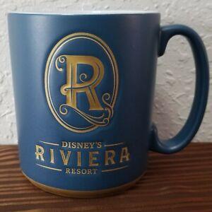 Disney Riviera Resort Ceramic Coffee Mug Walt Disney World WDW Vacation Club DVC