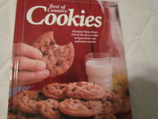 Cookie recipes: BEST OF COUNTRY COOKIES  Cookbook