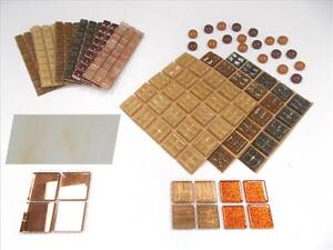 Mosaic Tile Kit Mixed Mosaic Tessera Stained Glass