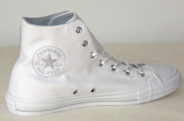 157f5a36b41fe4 Womens Converse Chuck Taylor All Star Gemma Hi Top White Sneaker ...
