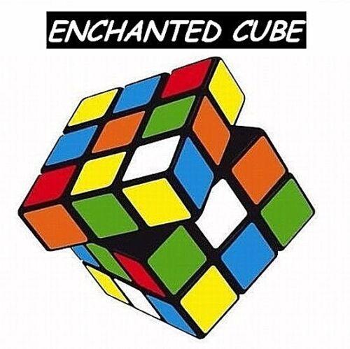 ENCHANTED MAGIC CUBE ENGLISH INSTRUCTIONS AMAZING EASY QUALITY TRICK USA SELLER