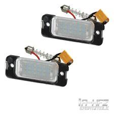 2x LED SMD License Plate Number Lights for Mercedes-benz R
