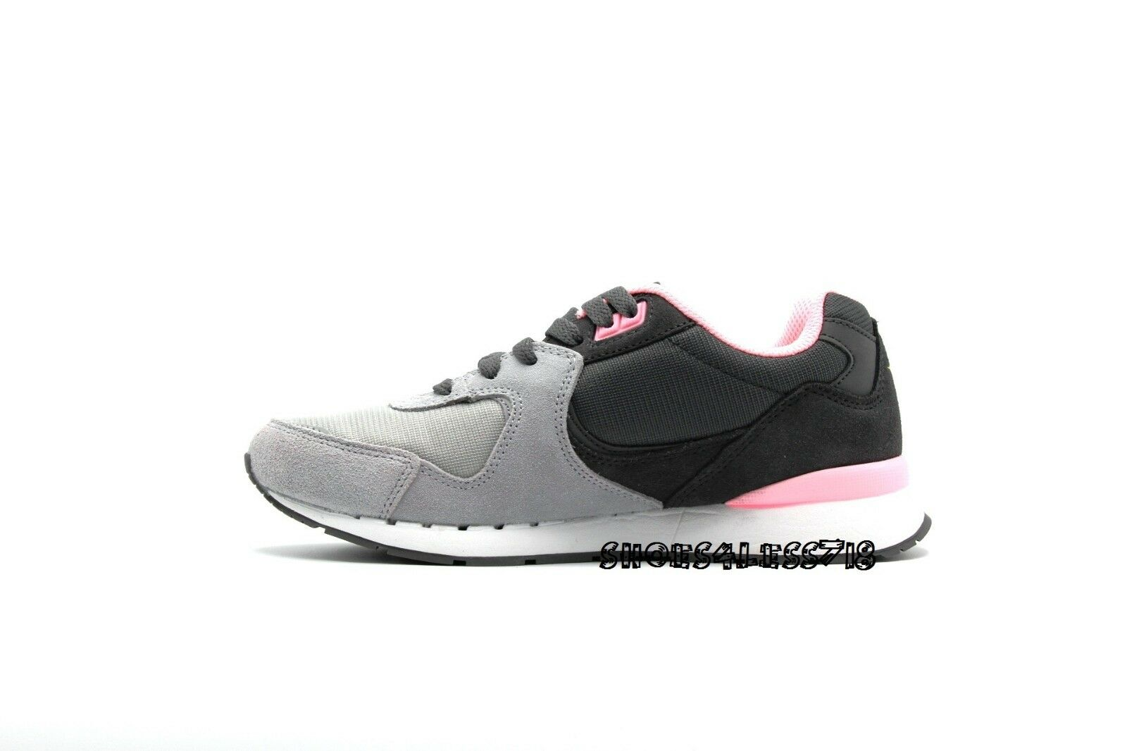 buy popular 50531 77796 ... NEW donna KANGAROOS ROOS 2 grigio bianca rosa rosa rosa SUEDE LACE UP  RUNNING scarpe da ...