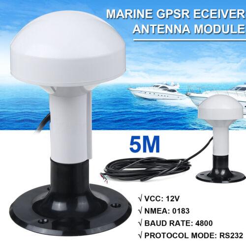 Marine Schiff GPS Empfänger Antenne Modul Nmea 0183 Baud Satz 4800 DIY Anschluss