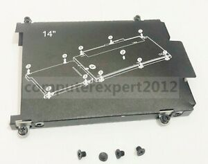 New-for-HP-ProBook-640-645-650-655-G4-G5-Hard-Drive-HDD-SSD-Caddy-Frame-Bracket