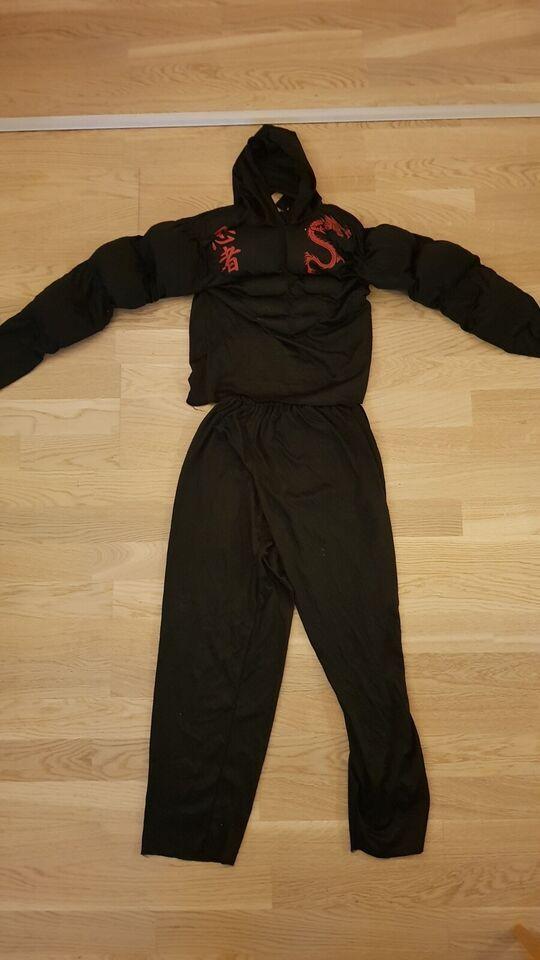 Udklædningstøj, Ninja kostume