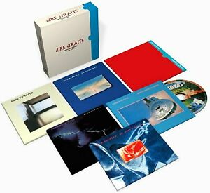 Dire-Straits-Studio-Albums-CD-Sent-Sameday