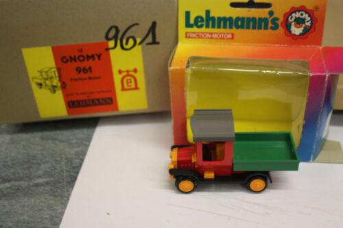 Lehmann gnomy 961 camiones zona de carga friktionsantrieb original ow67//01