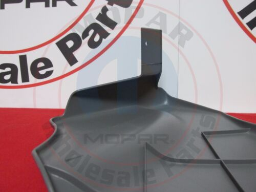 DODGE CHRYSLER Driver Side LEFT Outboard Power Seat Shield NEW OEM MOPAR