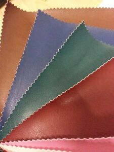 FAUX-LEATHER-Premium-Vinyl-Upholstery-Fabric-Leatherette-FR-Material