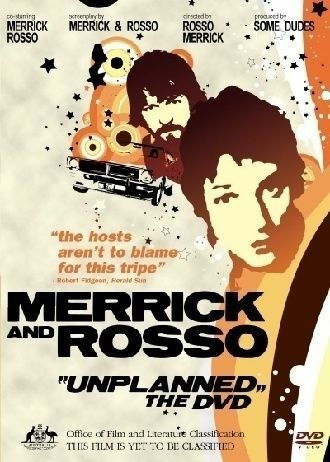 1 of 1 - Merrick & Rosso - Unplanned (DVD, 2004)