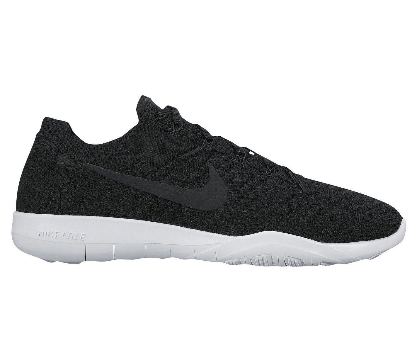 NIB Nike Free TR Flyknit 2 Sneaker shoes Black Black 904658-001 Women's Sz 6 - 11
