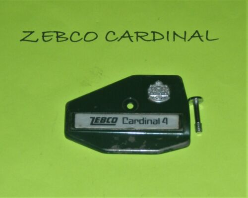 Details about  /ABU /& ZEBCO CARDINAL 4 REEL USED HOUSING PLATE CLICK SPRING /& SCREW Lot 44