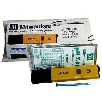 Milwaukee Instruments Pocket pH600 pH Tester