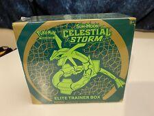 Pok/èmon Celestial Storm Elite Trainer Box IT