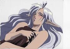 Dragon Knight Hentai anime original Japanese production cel B3 w/douga