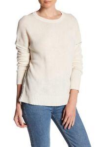 Ny S Ciara Cashmere Sweater 360 I Størrelse Elfenben 11FRvqAw